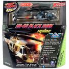 Air Hogs R/C UH-60 Black Hawk Havoc Heli [Blue Military - Channel B]