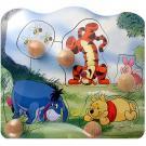 Winnie the Pooh Wood Jumbo Knob Puzzle