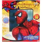 Spider-Man 3D Magic Floor Puzzle [40 Pieces]