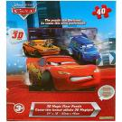 Disney Pixar Cars 3D Magic Floor Puzzle [40 Pieces]