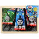 Thomas and Friends Wood Puzzle [12 Pcs]