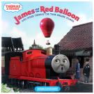 Thomas and Friends James and the Red Balloon [Soft Cover]