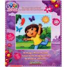 Dora the Explorer 3D Magic Floor Puzzle [40 Pieces]