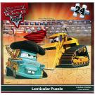 Cars Lenticular Puzzle - Materdor [24 Pieces]