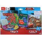 Disney Pixar Cars 3-in-1 Fun Set [Bingo, Go Fish, Puzzle]