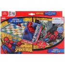 Spider-Man 3-in-1 Fun Set [Checkers, Crazy 8s, Puzzle]