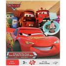 Disney Pixar Cars A-Round Me Floor Puzzle [54 Pieces]
