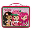 Strawberry Shortcake Tin Lunch Box