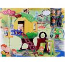 Caillou Toys Tree House [Contains 4 figures]