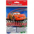 Disney Pixar Cars 2 Latex Balloons