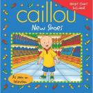 Caillou New Shoes [Height Chart Included!]