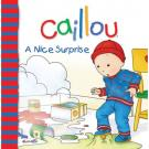 Caillou A Nice Surprise